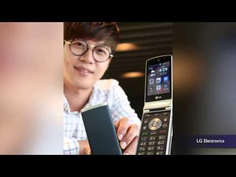 LG gets nostalgic on us, brings back the flip phone