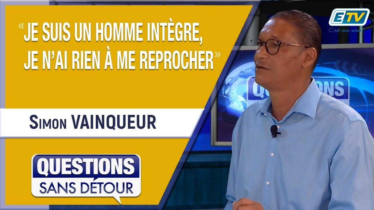 Questions Sans Détour avec Simon VAINQUEUR