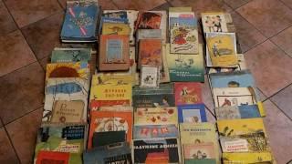 видео Редкие антикварные книги и букинистические издания