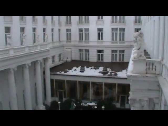 Luxushotel Hotel Atlantic Hamburg für Kreuzfahrer Reisebüro Fella Hammelburg Innenhof