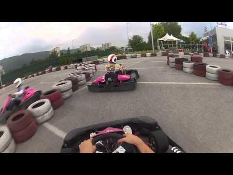 Art Karting Skopje CarClub GrandPrix Treta Trka