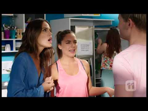 [Neighbours] 7772 Paige & Elly & Mick Scene