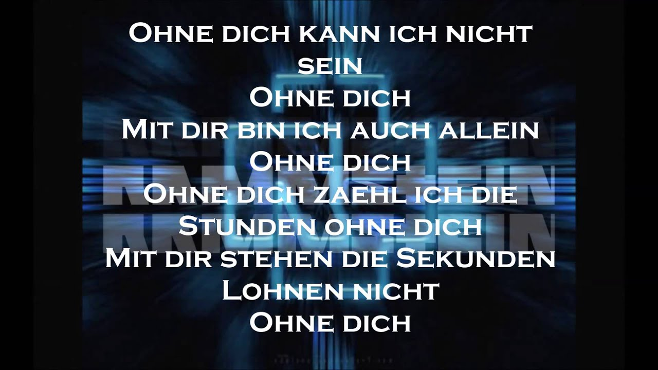 Rammstein – Bück dich Lyrics | Genius Lyrics