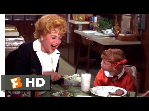 Random Movie Pick - Yours, Mine and Ours (1968) - Drunk Dinner Scene (8/12) | Movieclips YouTube Trailer