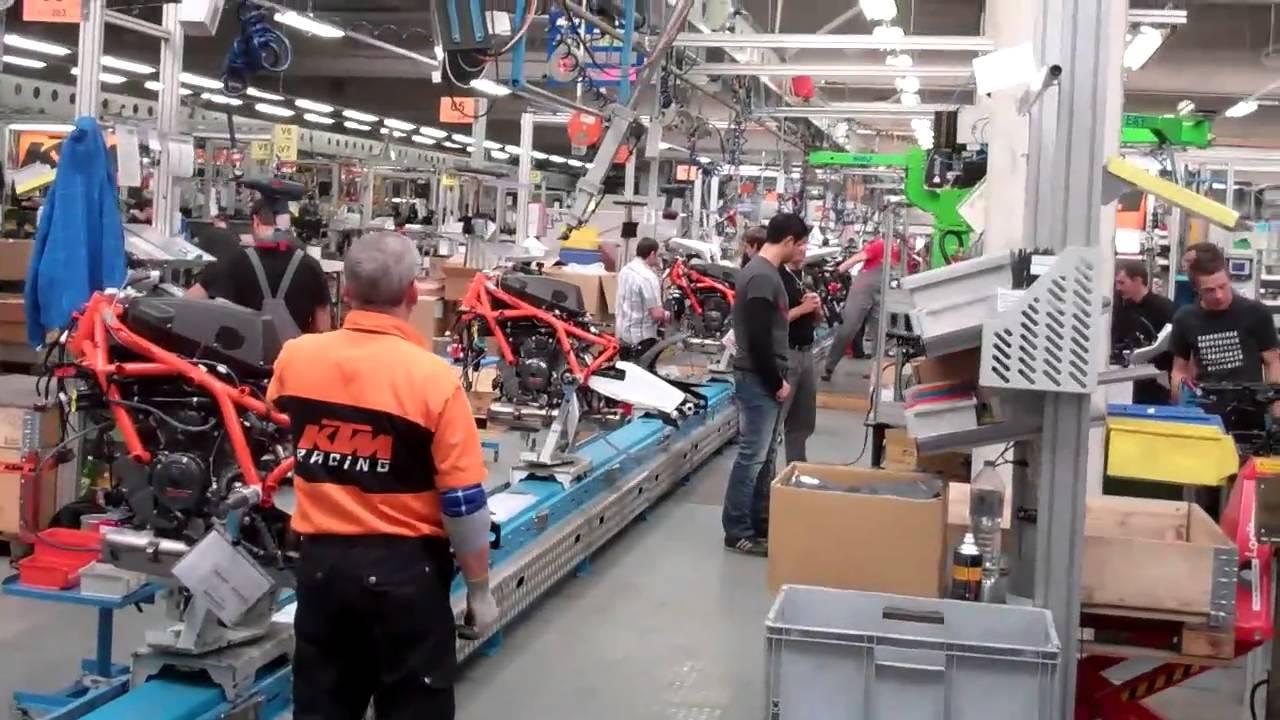 Mv Agusta Factory Tour