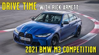Drive Time Car Review: 2021 BMW M3 Competition