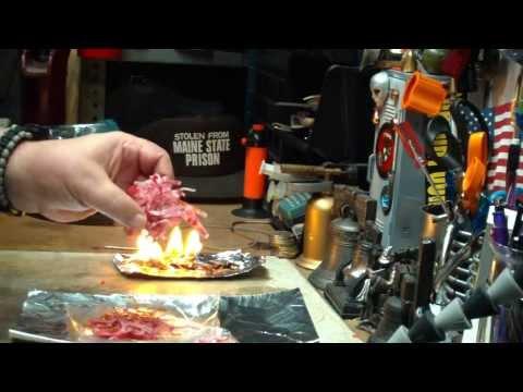 Fire Starter  - Waxed Shredded Paper