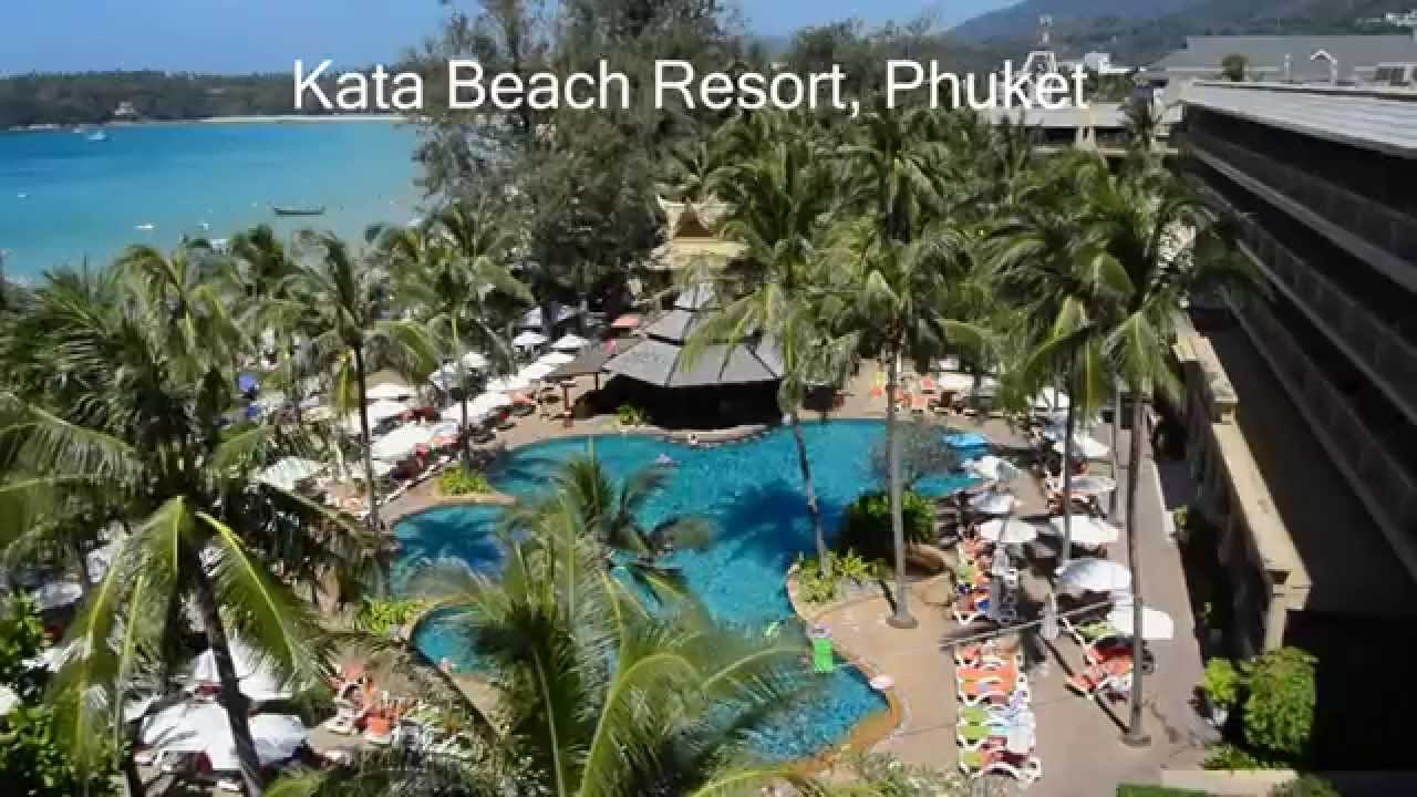 Kata Beach Resort Et True Beachfront