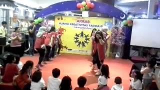 TADIKA PURI Bandung DANCING TEACHER