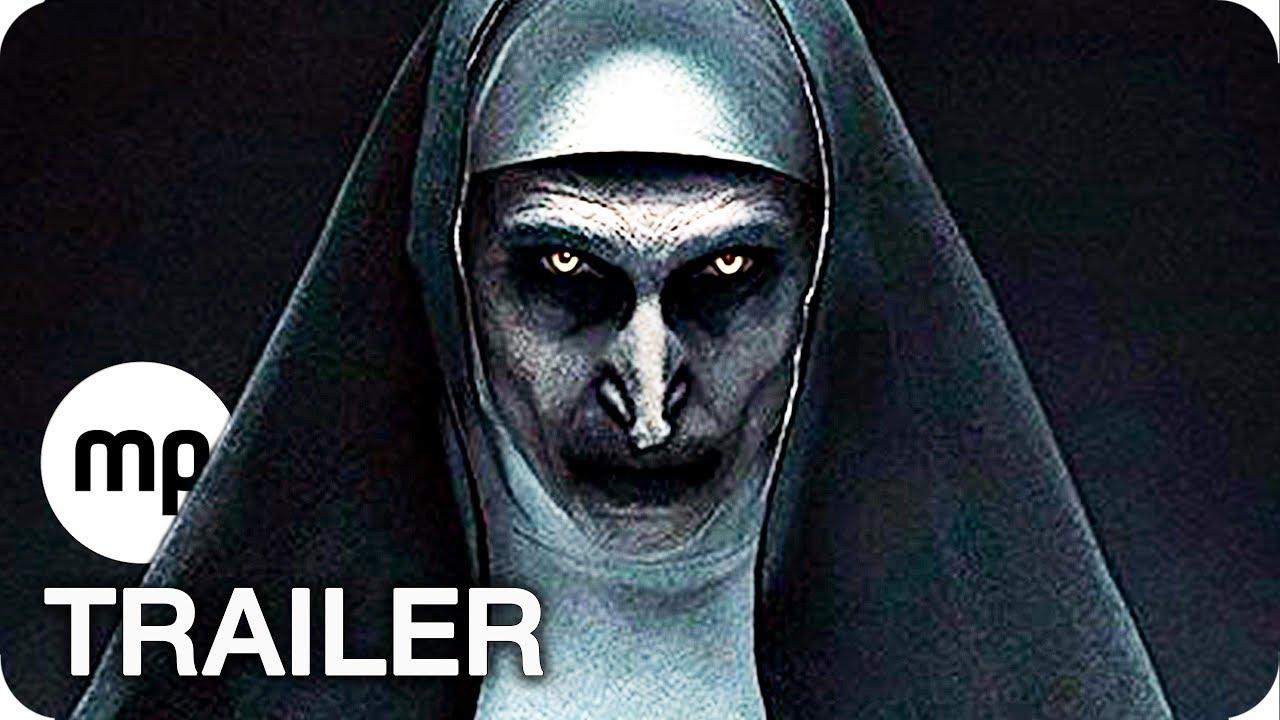 The Nun Trailer Deutsch