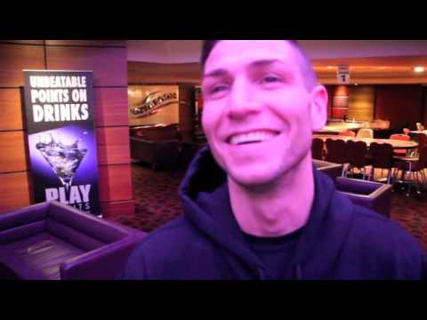 BRIAN ROSE POST WEIGH-IN INTERVIEW FOR iFILM LONDON / ROSE v ALCINE / THE NEW LIFE OF BRIAN