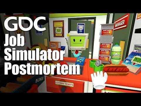The Job Simulator Postmortem