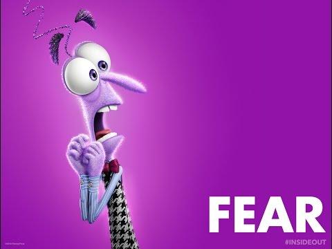 Головоломка мультфильм как нарисовать страх