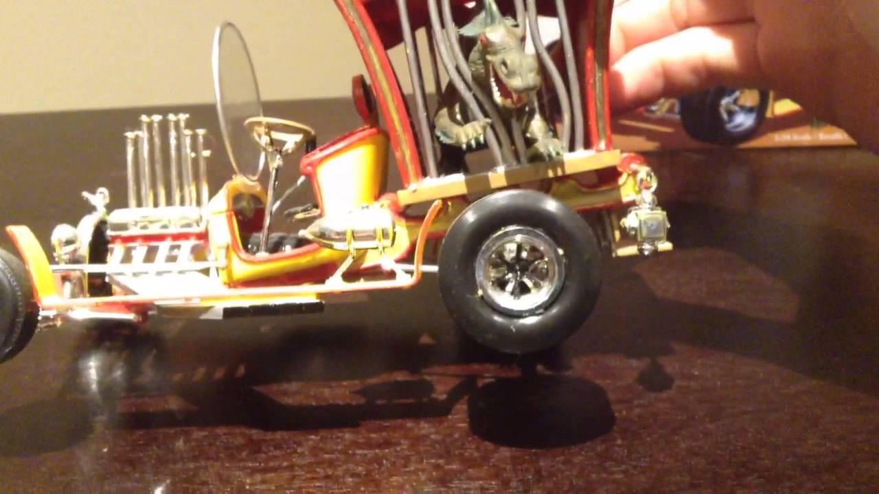 Circus Wagon Model Car Kit
