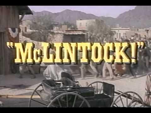 Mclintock Trailer 1963