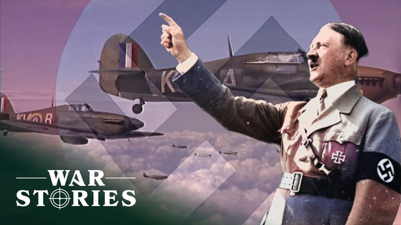 Eagle Day: Göring's Air Assault On The RAF   Battle of Britain   War Stories