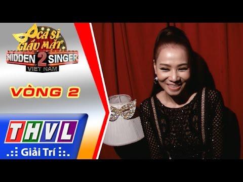 THVL | Ca sĩ giấu mặt 2016 - Tập 9: Thu Minh | Vòng 2: Taxi