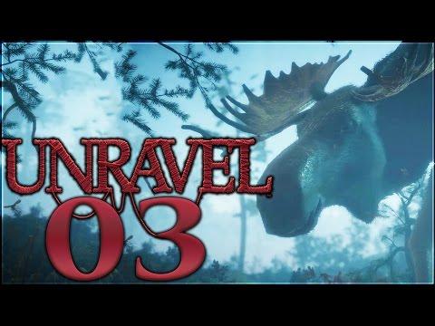 Unravel Walkthrough Part 3   Berry Mire   No Commentary