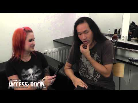 Access: Rock DragonForce interview in Stockholm