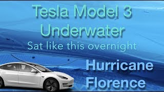 Bagged My Tesla Model 3 for the Hurricane