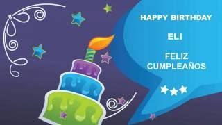 EliEnglish english pronunciation   Card Tarjeta - Happy Birthday