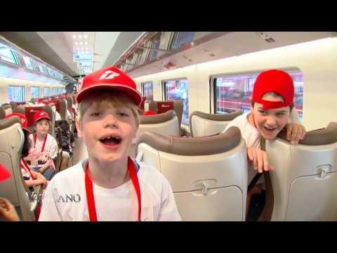 Children's Train to the Vatican & Bavarian Parade in Rome | EWTN Vaticano Full Episode