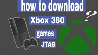 Gambar cover How to download Xbox 360 jtag games