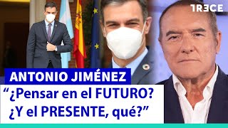 """""""Sánchez ve la pandemia como si ya hubiese acabado"""""""