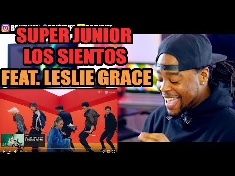 SUPER JUNIOR | Lo Siento (Feat. Leslie Grace) MV | FIRST TIME REACTION!!! | 슈퍼주니어
