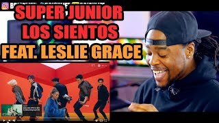 SUPER JUNIOR | Lo Siento (Feat. Leslie Grace) MV | FIRST TIME REACTION!!! | 슈퍼주니어 - Stafaband