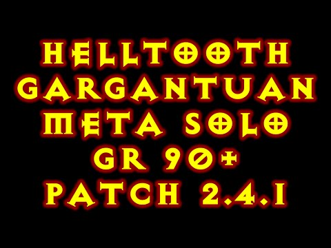 Build Helltooth S Solo