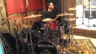R.E.M - One I Love drum cover