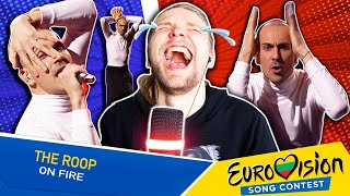 Reacting To Eurovision 2020 Lithuania The Roop - On Fire
