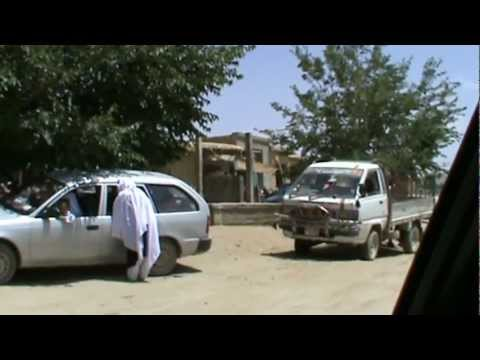 Insight of Afghanistan - Bazaar of a Rural district