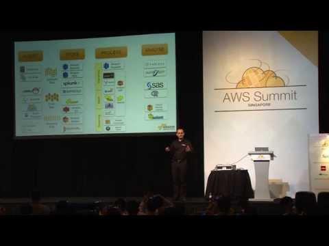 AWS Summit 2015 | Singapore - Leveraging AWS for Agile Analytics