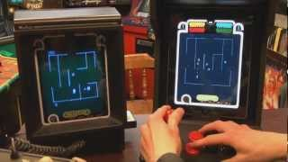 Classic Game Room - VECTREX REGENERATION review for iPad