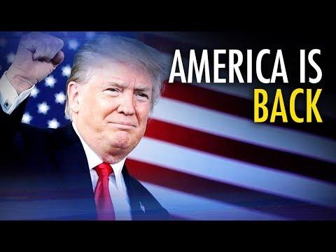 Americans are more patriotic under Trump | Nick Adams