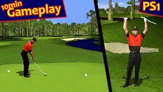 Tiger Woods 99 PGA Tour Golf ... (PS1) 60fps