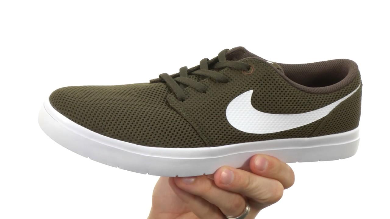 fabrycznie autentyczne najtańszy wyprzedaż hurtowa Nike SB Portmore II Ultralight SKU:8834776