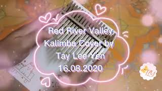 Red River Valley Kalimba Cover (Simple tabs at the end)