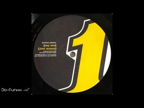 Markus Nikolai - Just Wanna [Perlon ‎– PERL 01]