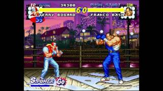 """FATAL FURY BATTLE ARCHIVES Vol. 2 - """"easy"""" SSS rank Real Bout"""