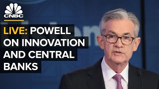 WATCH LIVE: Fed Chair Jerome Powell speaks at Bank of International Settlements event — 3/22/21