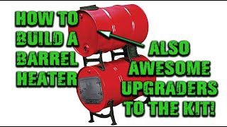 Barrel Heater Build Part 1