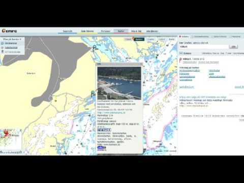 Eniro Sjökort YouTube - Map sweden eniro