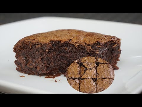 THE BEST FUDGY BROWNIES RECIPE EVER!   HOW TO MAKE EASY HOMEMADE BROWNIES