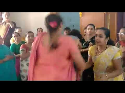 Santabai dance funny.hd video