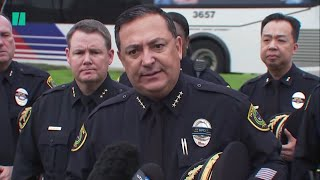 Police Chief Shreds Republican Lawmakers