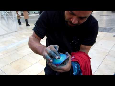 Amazing Artist: Master Finger Painter Fast Painting (Spain)