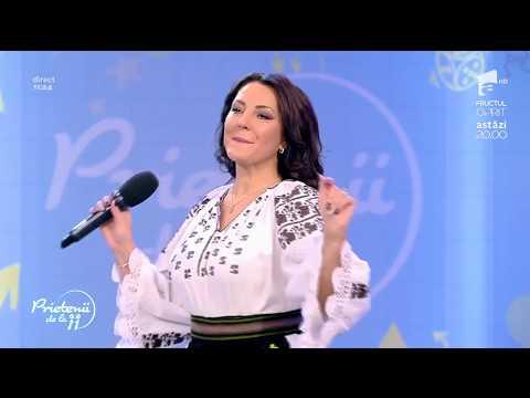 Angela Rusu: Tinerete floare rara (Prietenii de la 11 / Antena 1)